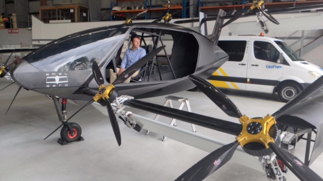 Vertiia is projected to be the most efficient eVTOL electric helicopter