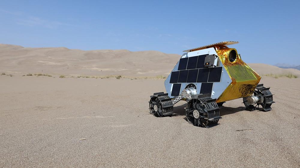Lunar Outpost's Mobile Autonomous Prospecting Platform