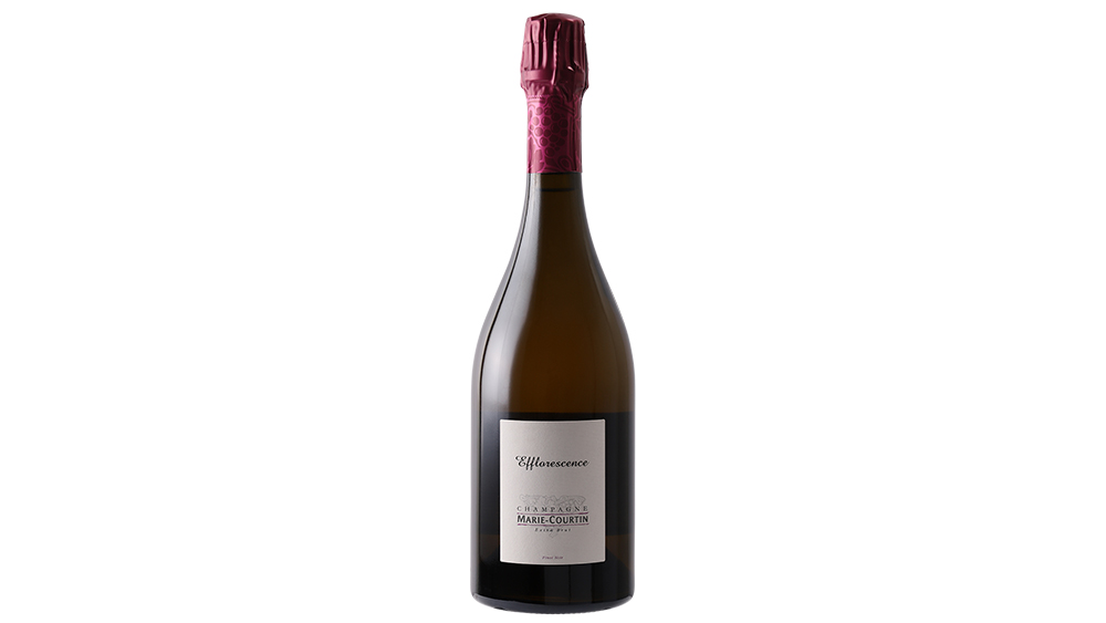MARIE COURTIN 'EFFLORESCENCE' BLANC DE NOIRS EXTRA BRUT CHAMPAGNE 2014