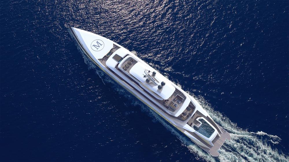 Mogul Superyacht Concept