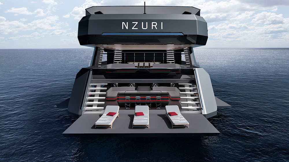 Nzuri Superyacht