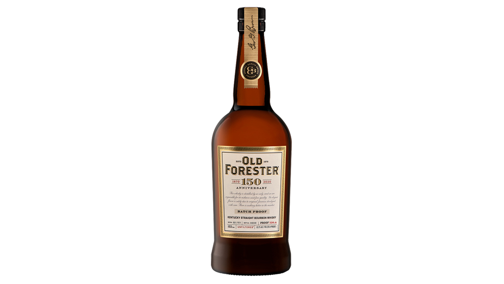 Old Forester 150th Anniversary Bourbon