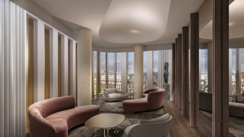 Penthouse Suite, the Londoner