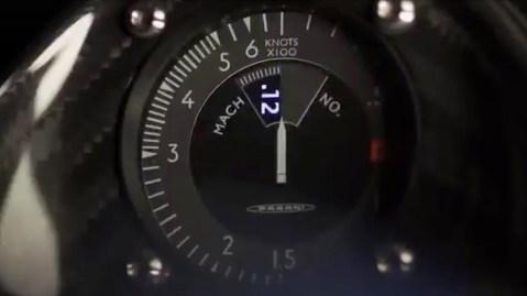 Pagani Supercar Teaser