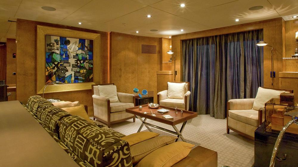 Benetti Queen Aida Superyacht