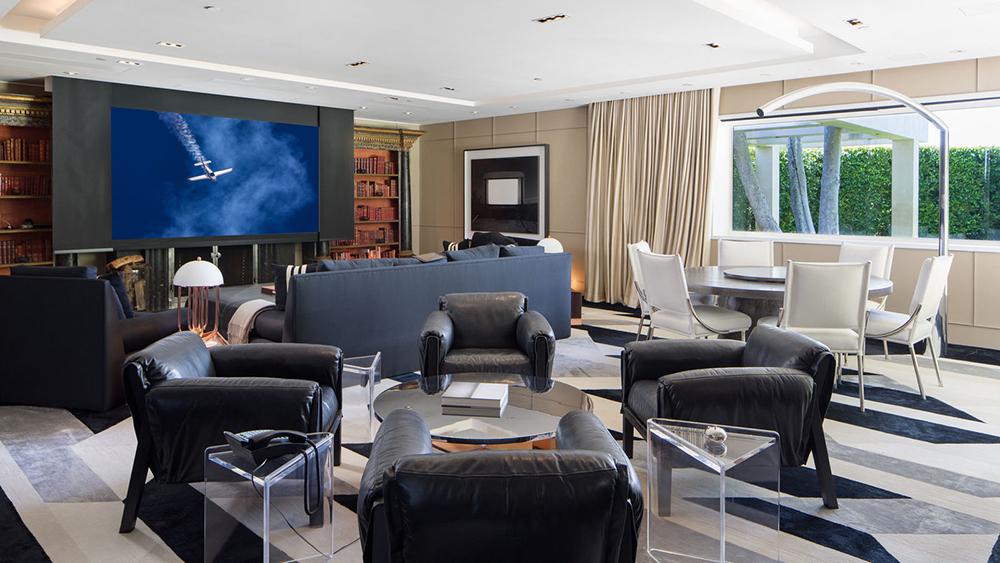 Ryan Seacrest Beverly Hills Compound