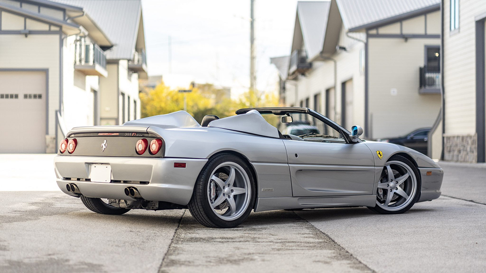 Shaquille O'Neal 1998 Ferrari F355 Spider