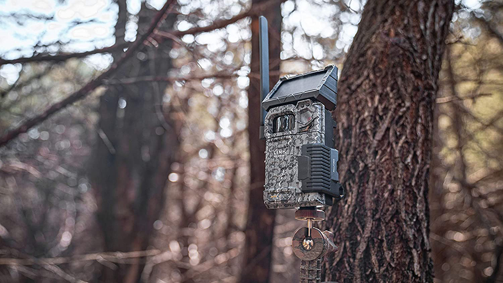 Spypoint Solar Cellular Trail Camera