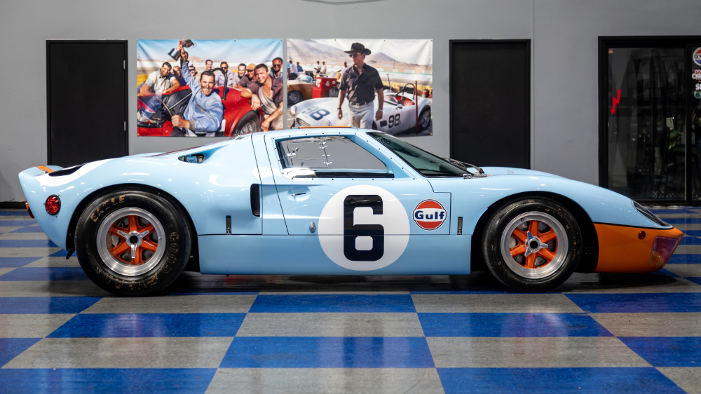 Superformance GT40 Mk I