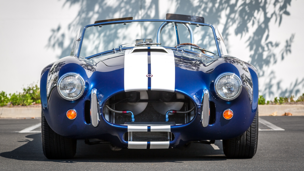 Shelby 427 Cobra continuation