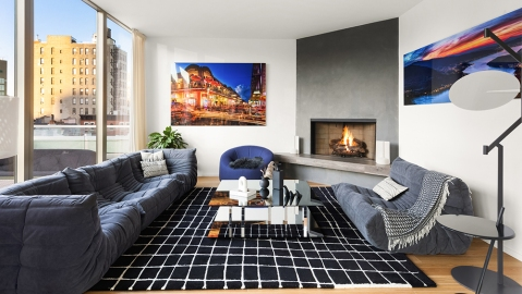 Penthouse ,New York, Real Estate