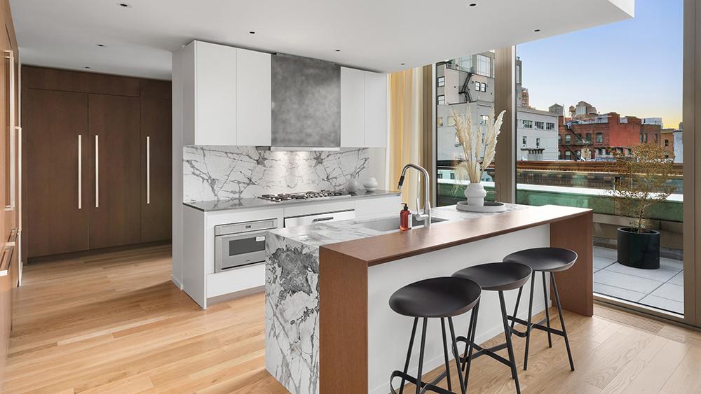 Penthouse, Evan Joseph, New York