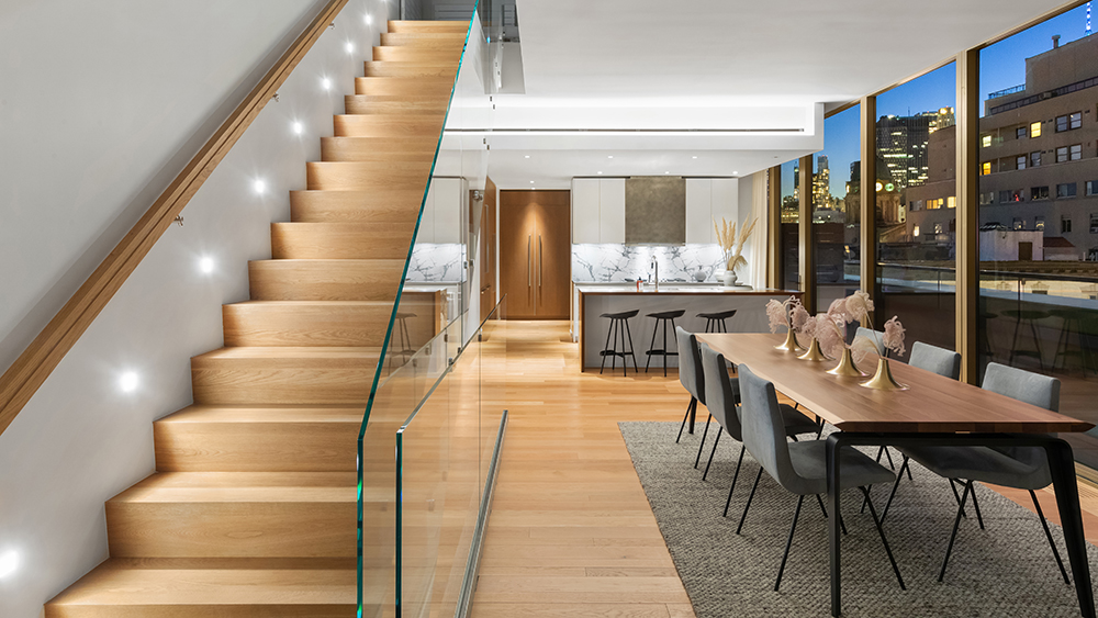 Penthouse, New York, Real Estate