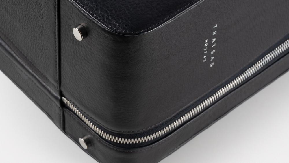 Tsatsas David Chipperfield suitcase