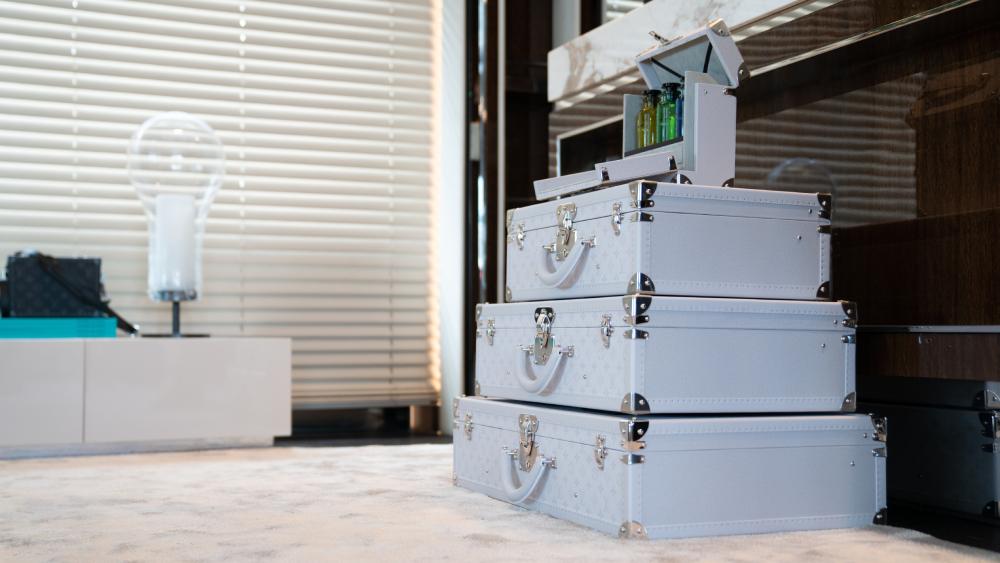 Louis Vuitton Objet Nomades décor collection Miami