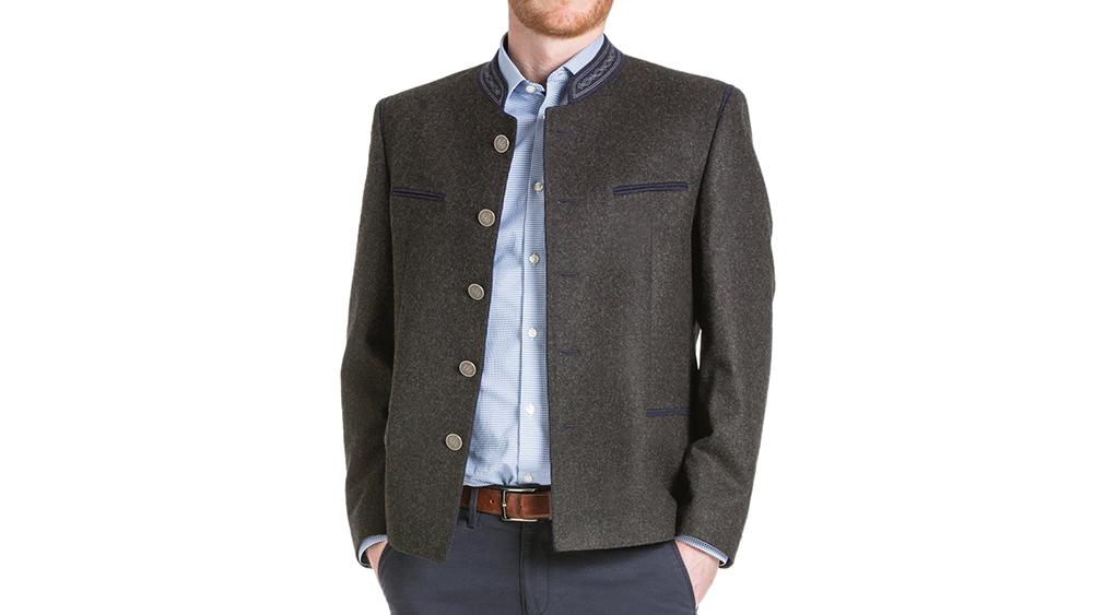 Robert W. Stolz loden wool 'Trachten' jacket ($525).