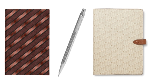 Notebooks, Pens, Pencils