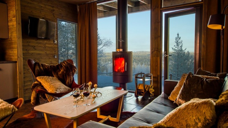 Arctic GlassHouse, Arctic Treehouse Hotel
