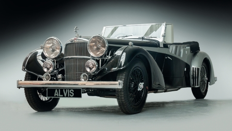Alvis Car Company
