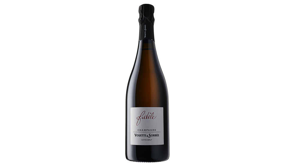 VOUETTE & SORBEE 'FIDELE' EXTRA BRUT CHAMPAGNE NV
