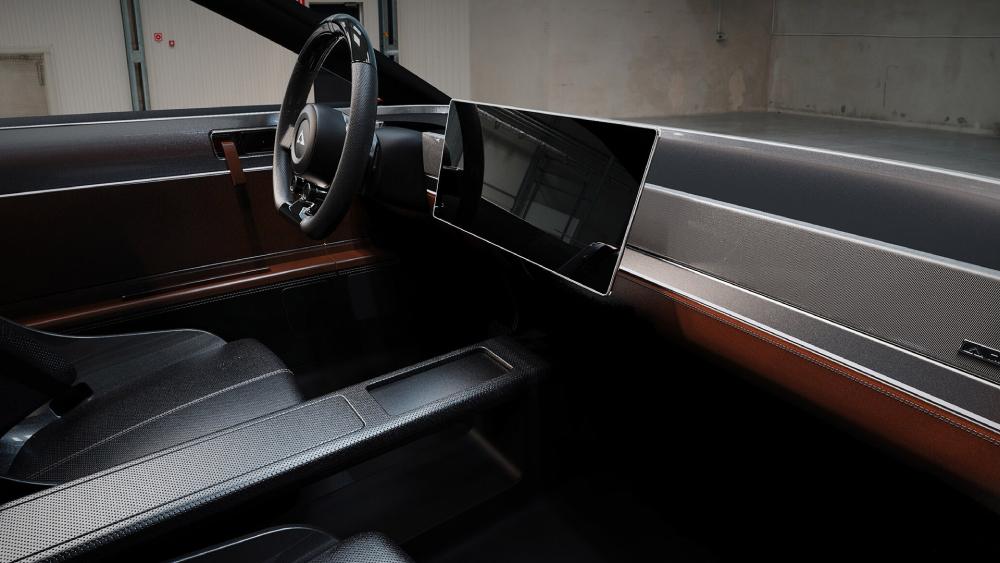 Alpha Motor ACE coupe