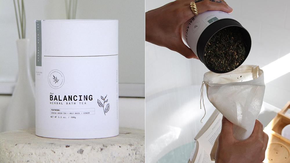 Aswell for Balancing Herbal Bath Tea