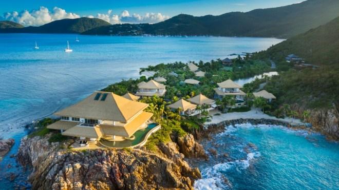 Branson Estate Moskito Island BVI