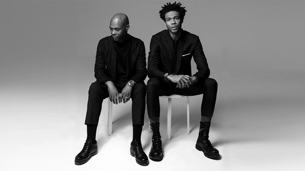 Joe and Charlie Casely-Hayford.