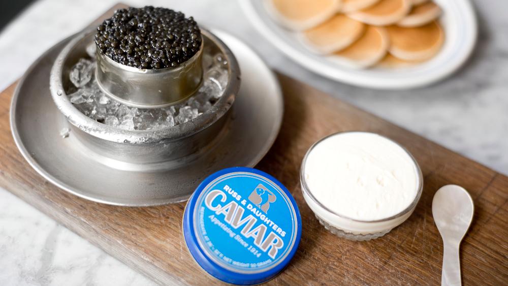 Russ & Daughters Caviar