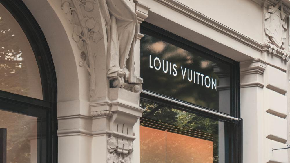 Louis Vuitton storefront