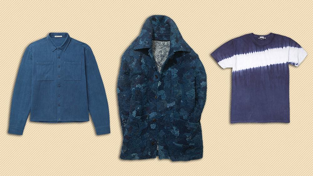11.11 overshirt, Stòffa chore coat, Post Imperial T-shirt