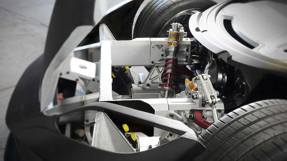 Elation Hypercars Freedom Prototype