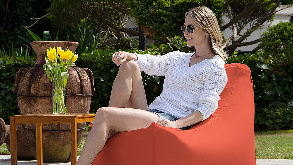 The Best Outdoor Bean Bag Chairs on Amazon