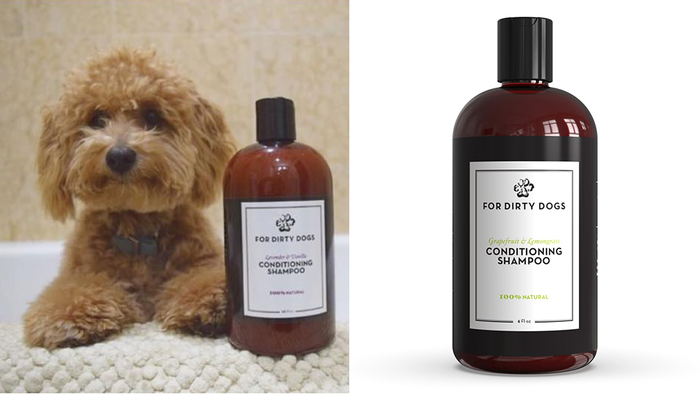 For Dirty Dogs Dog Shampoo