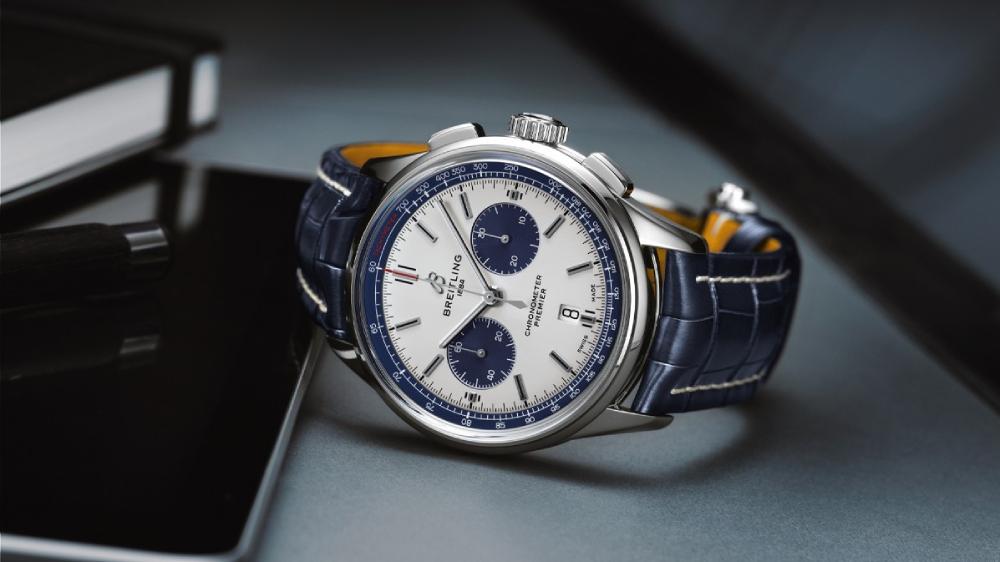 Breitling Premier B01 chronograph Watches of Switzerland