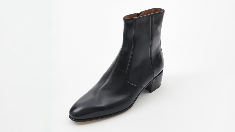 Husbands leather boots