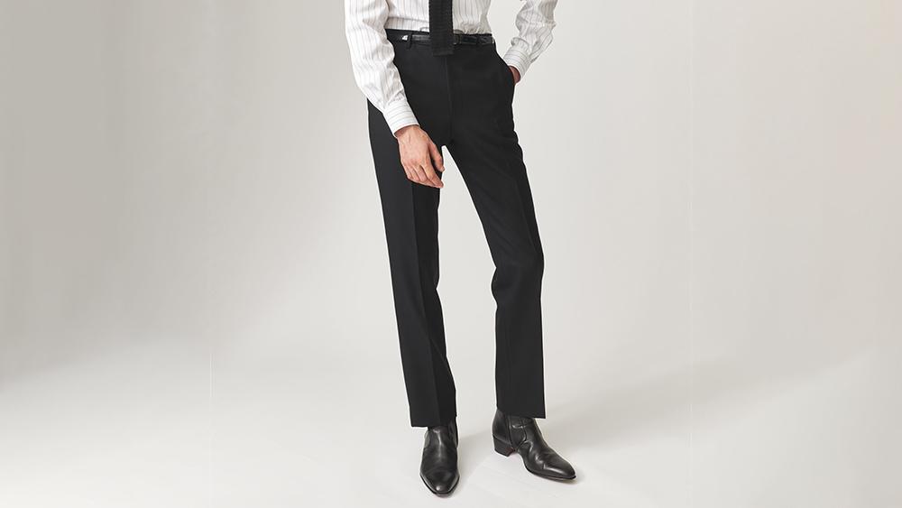 Husbands trousers