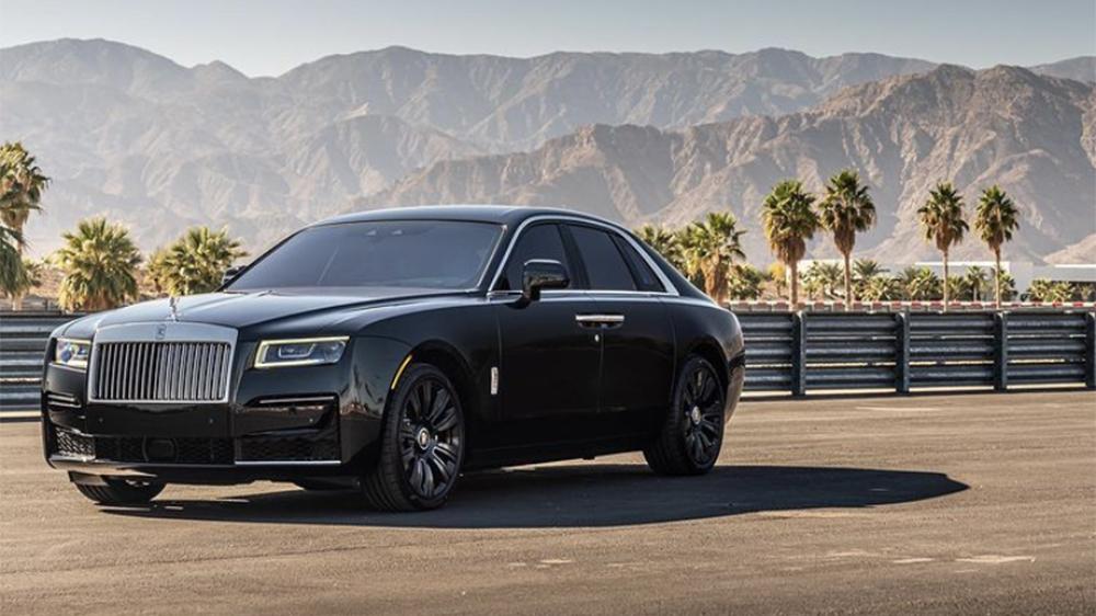 Kris Jenner's 2021 Rolls-Royce Ghost
