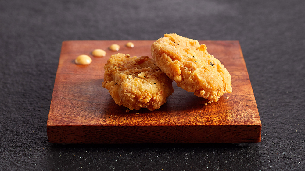 Chicken nuggets made with Eat Just's lab-grown meat