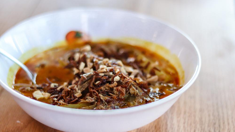 Lamb Curry, Eem