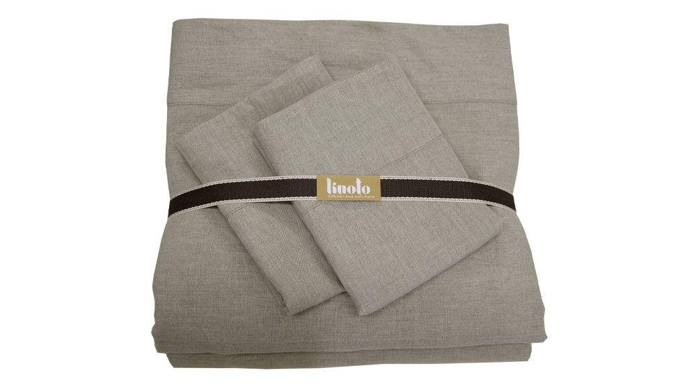 Linoto Belgian Linen Sheet Set