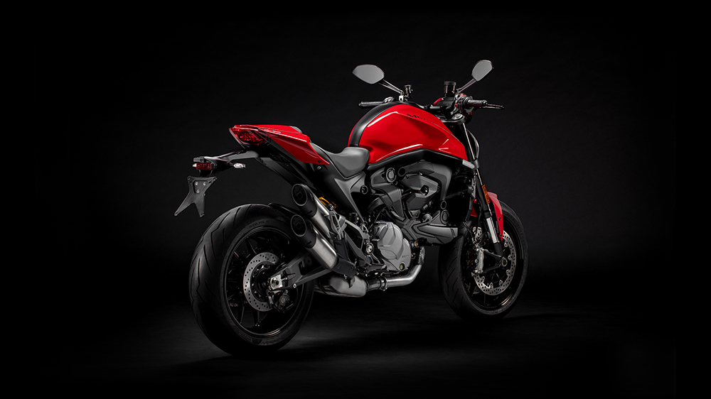 2021 Ducati Monster