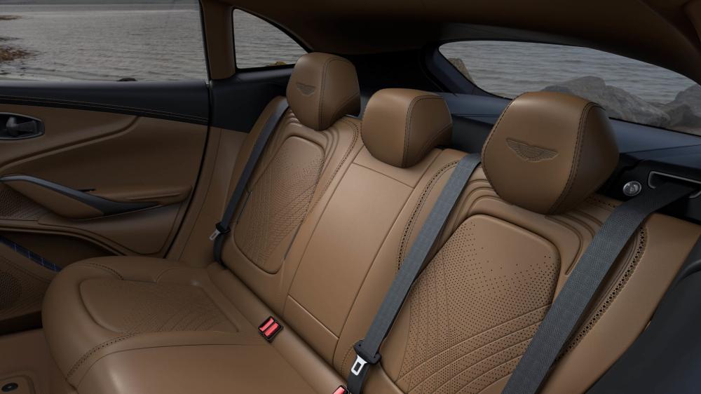 Aston Martin DBX Bowmore