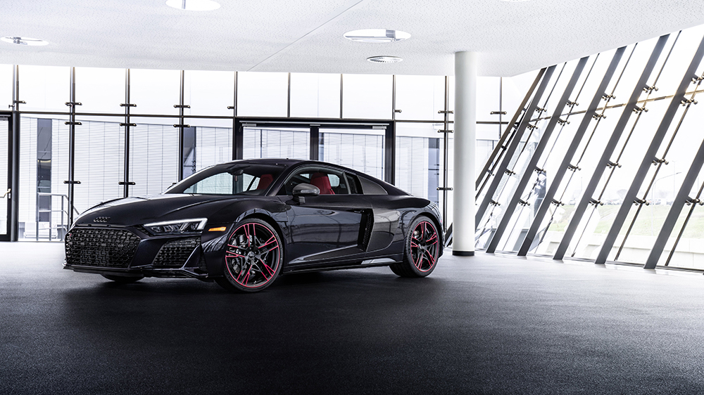Audi Is Only Making 30 of the R8 RWD Panther Edition—and They're All US Exclusives