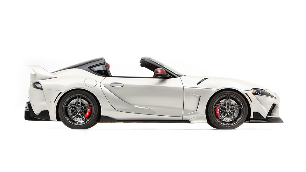 2021 GR Supra Super Top concept
