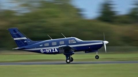 ZeroAvia hydrogen plane