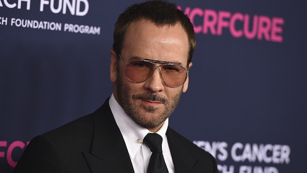 Tom Ford attends the 2020 An Unforgettable Evening at Beverly Wilshire on Thursday, Feb. 27, 2020 in Beverly Hills, Calif. (Photo by Jordan Strauss/Invision/AP)