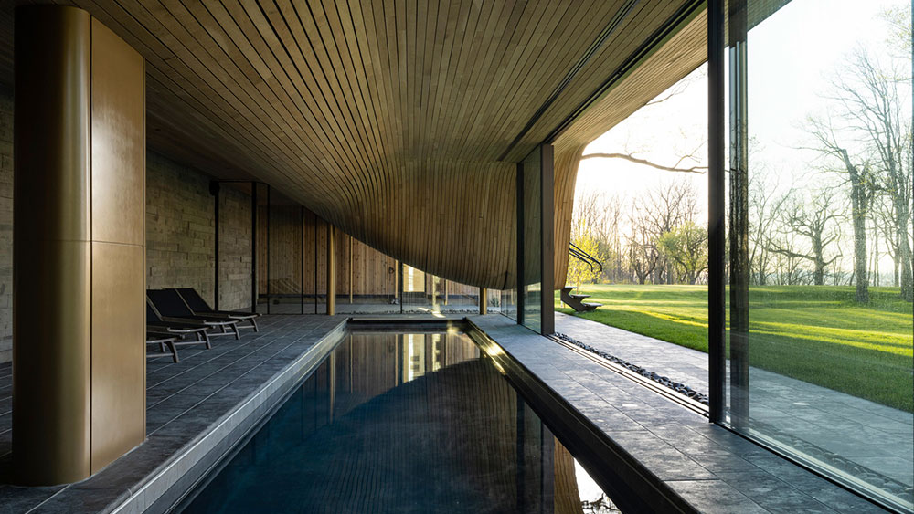 Fold House, Design, Home