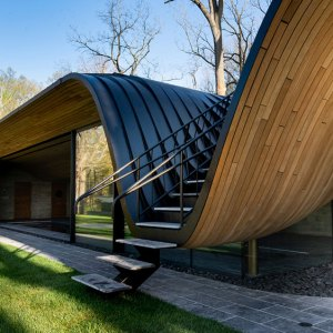 Fold House, Design, Ontario, Home
