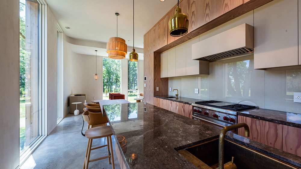 Kitchen, Design, Fold House